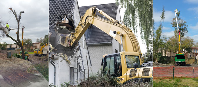TNT Environmental LLC demolition services