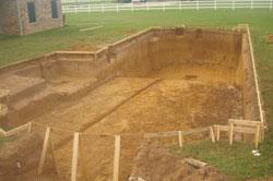 Total pool demolition in Spring Hill, FL
