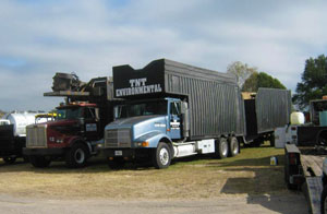 Dumpster Rental Lakeland FL and debris removal in Tampa, FL - TNT Environmental