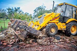 TNT Environmental demolition service