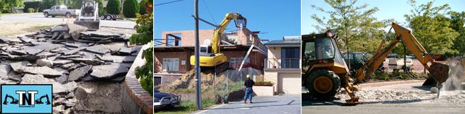 Lakeland, FL demolition service - TNT Environmental LLC