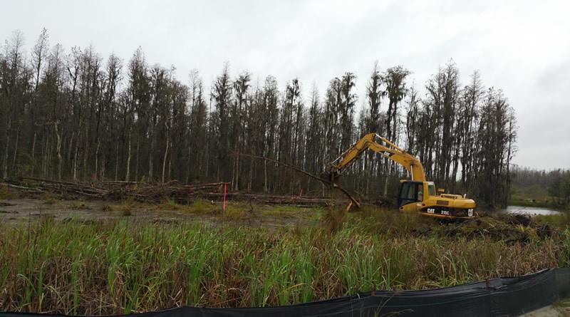 Excavating in Tampa FL