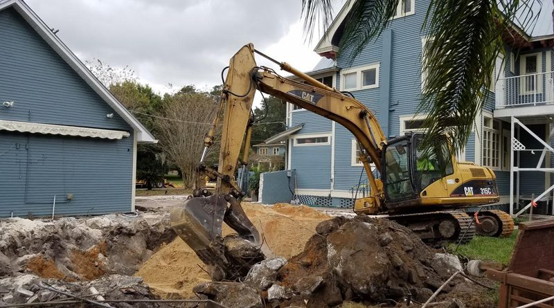Demolition Contractor in Lakeland FL